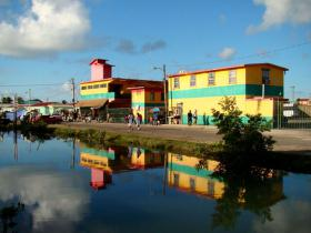 Belice City Bus-Terminal