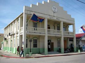 Belize City Hall