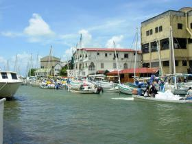 Belize Ciity harbor 2