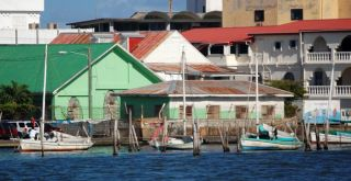 About Belize City
